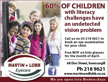 Childrens eye health April 19